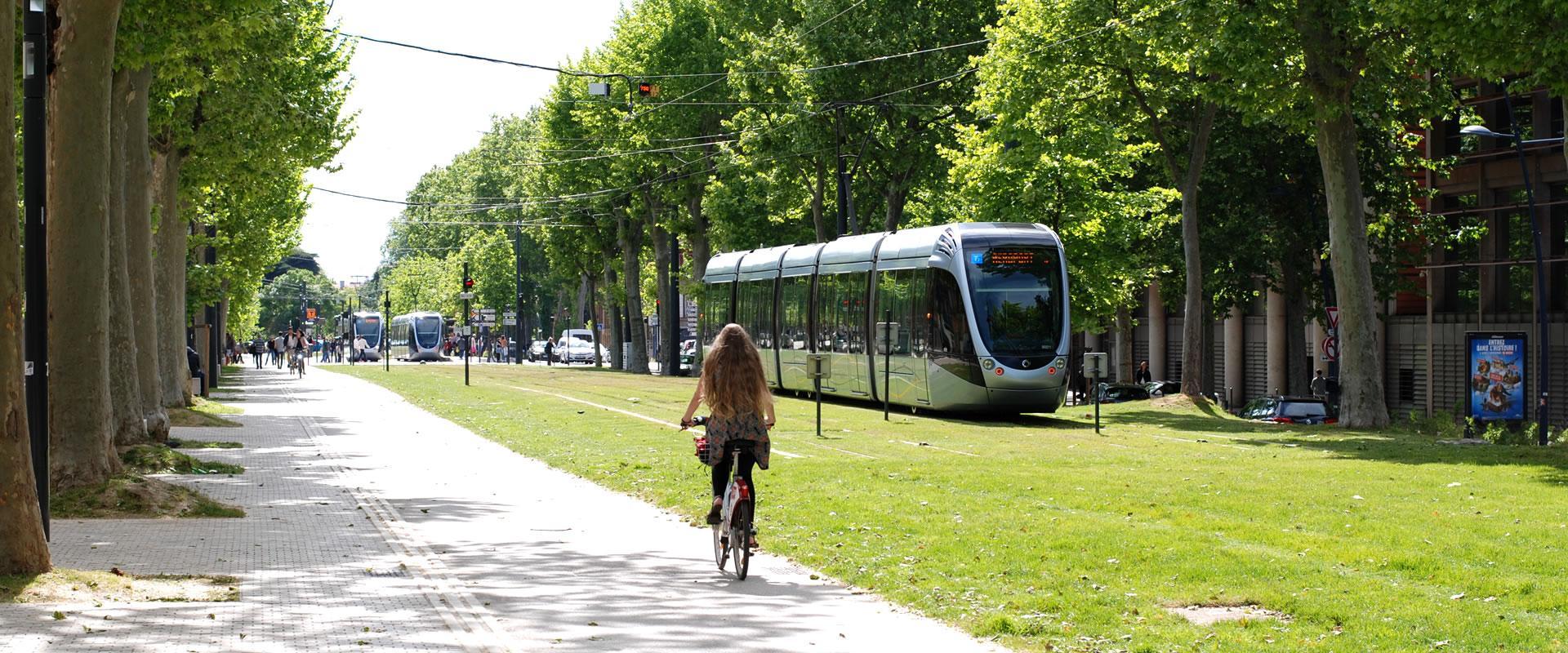 Transports sur Toulouse