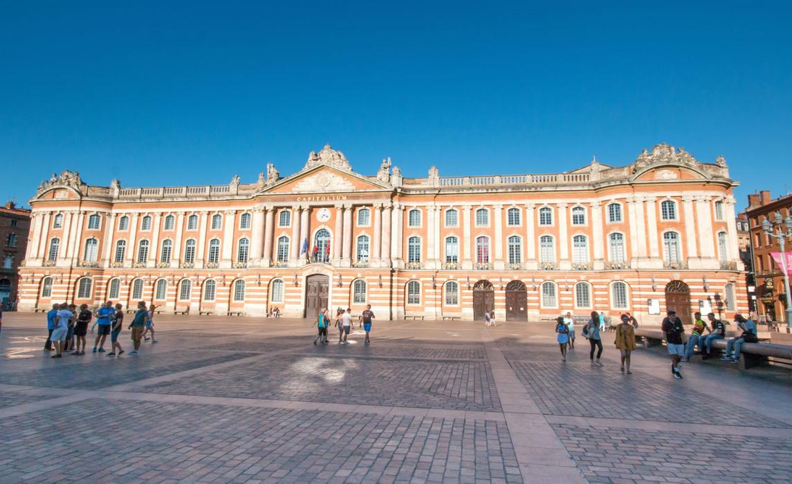 Le Capitole, Toulouse