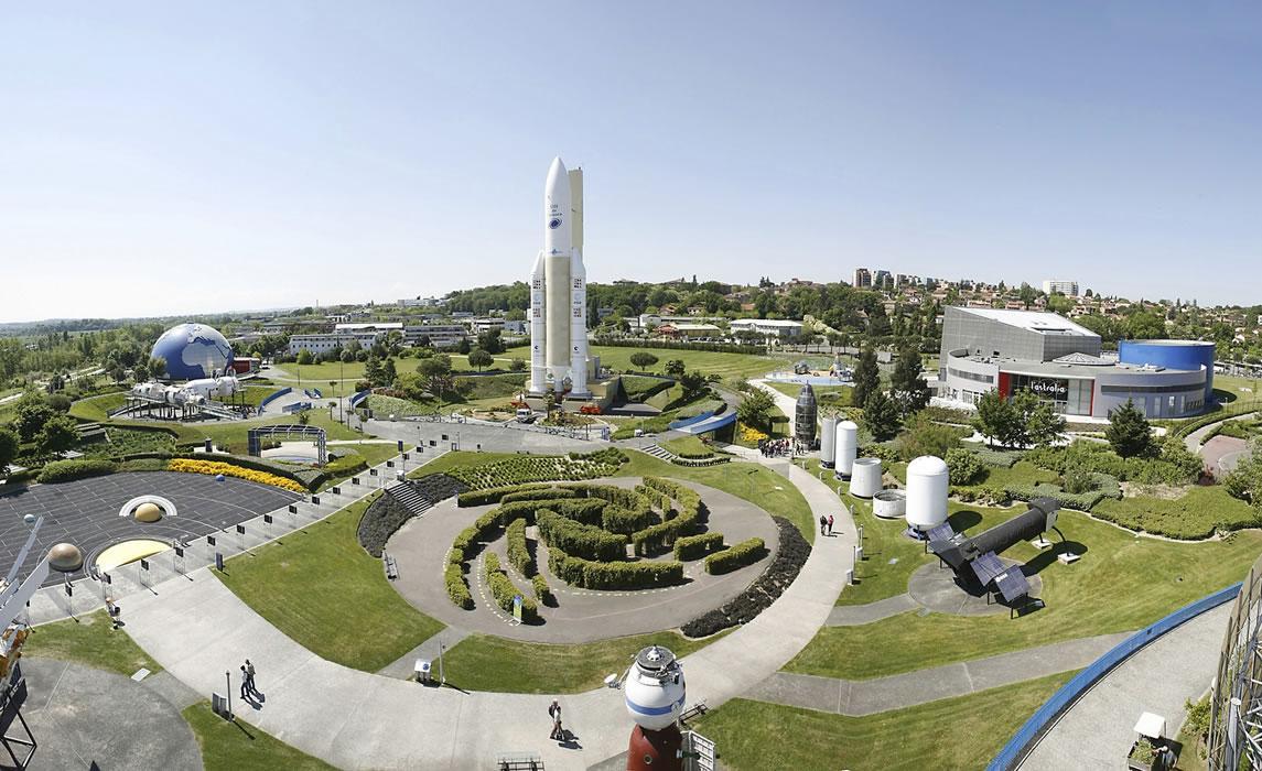 La Cité de l'espace