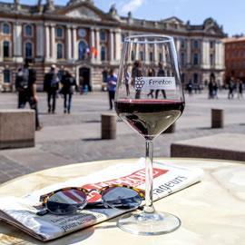 Dégustation de vin à Toulouse
