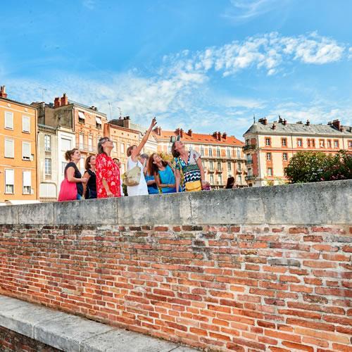 Visite guidée de Toulouse