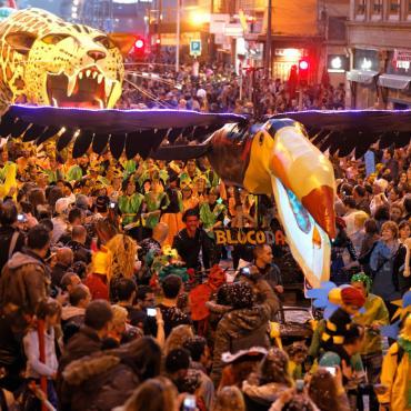 Le Carnaval de Toulouse